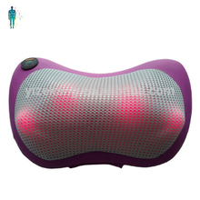 Home Use Electric Head Heated Car Neck Massage Pillow