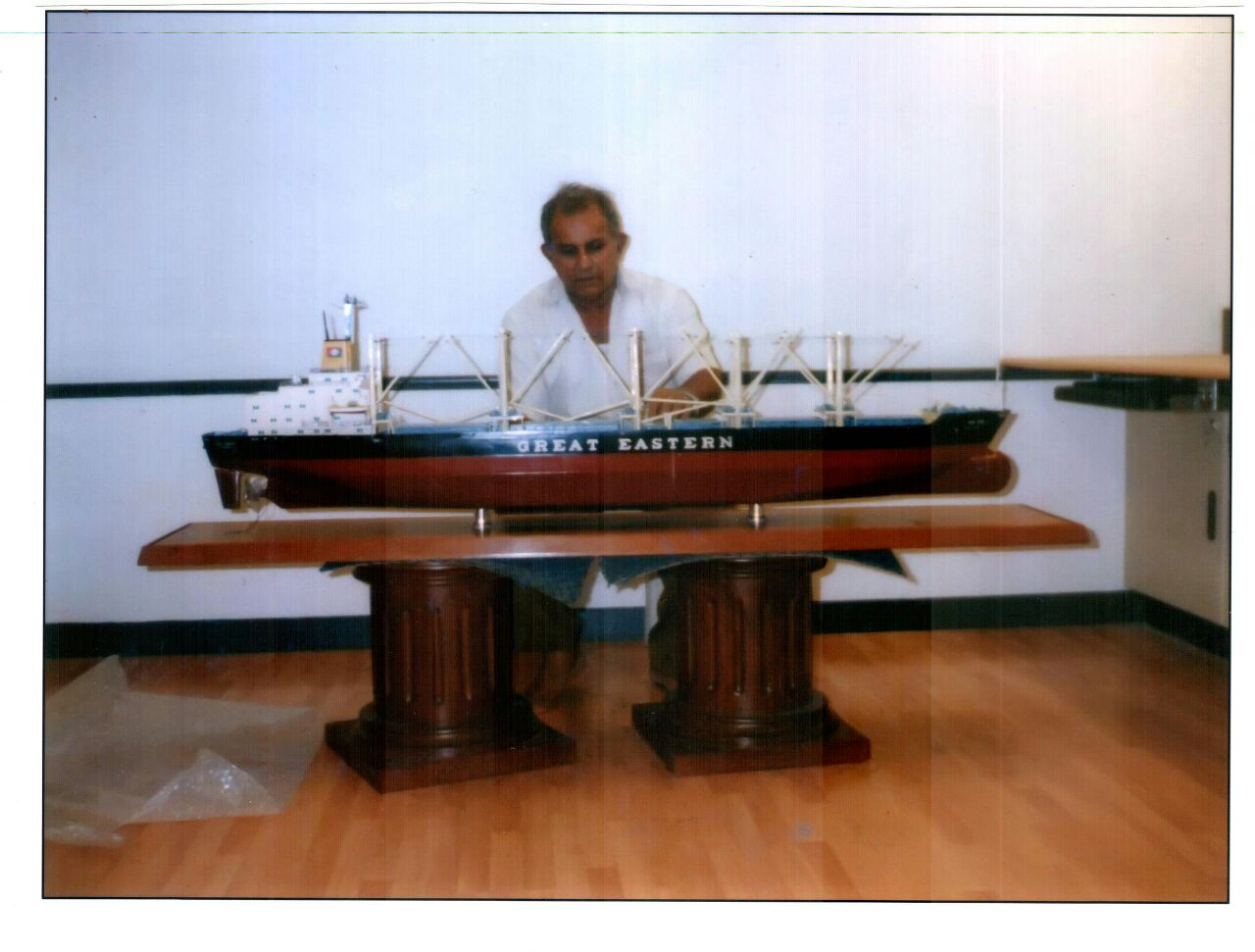 Cargo,Tanker,Wooden Ship Model - Buy Cargo Tanker Wooden Ship Model ...