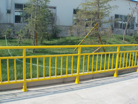 High strength and light weight FRP fence and frp guardrail