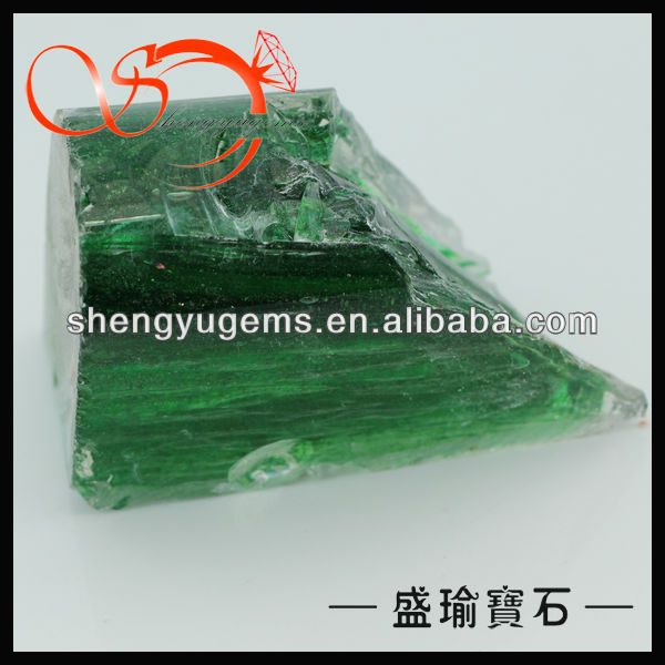 glass raw materials stone precious stones for sale GLNF-02
