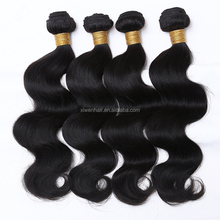 Grade 8A wholesale body wave,100% Unprocessed virgin brazilian hair