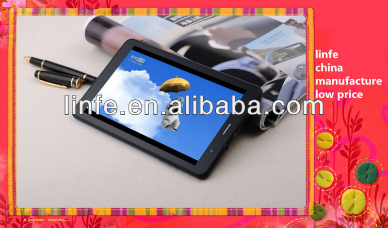 ATM7029 7inch cheapest quad core wifi tablet pc korea with port all function