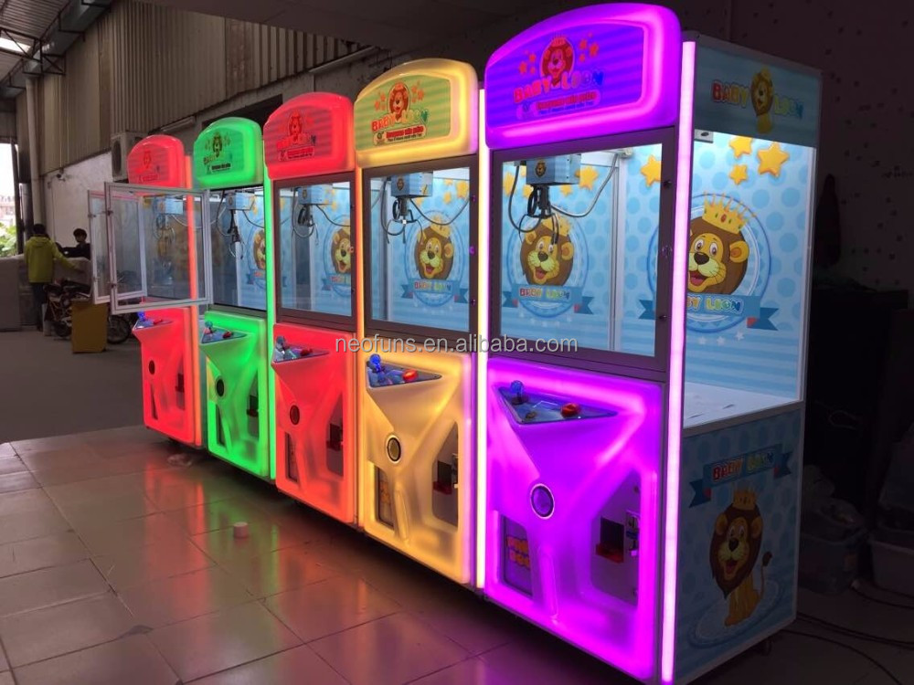 Best-Selling Toy Grabber Machine For Sale