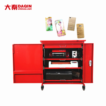 Innovative / creative / new technology mobile case printing machine