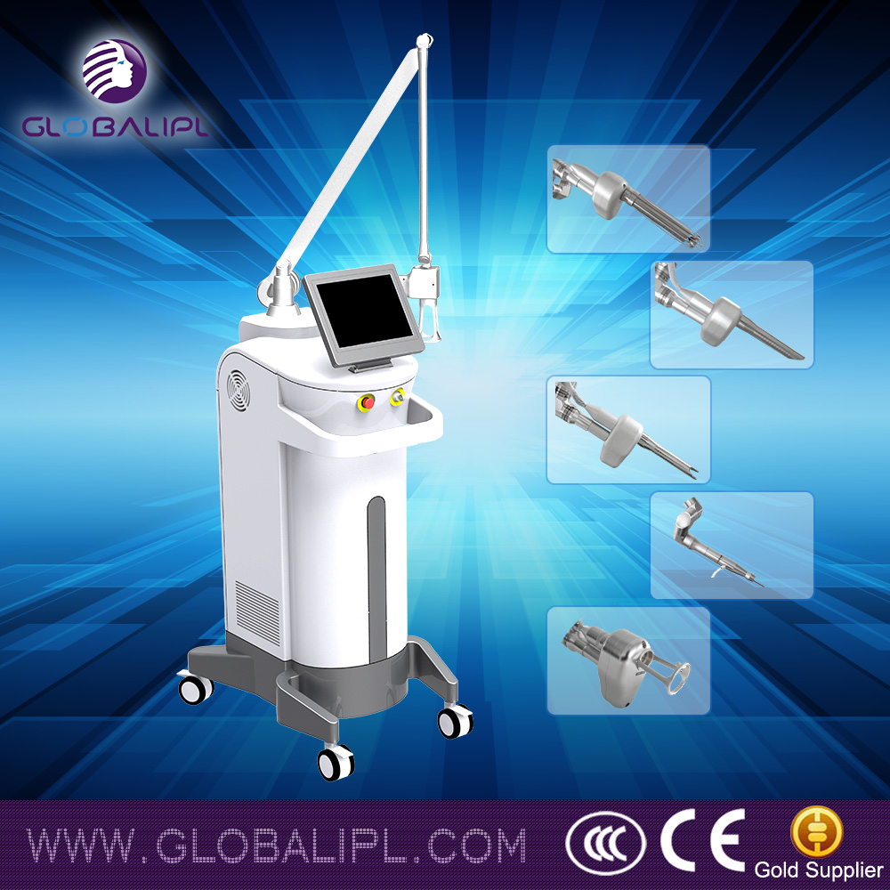 Ftactional co2 equipment beauty care powerful vaginal tightening fractional co2 laser machine