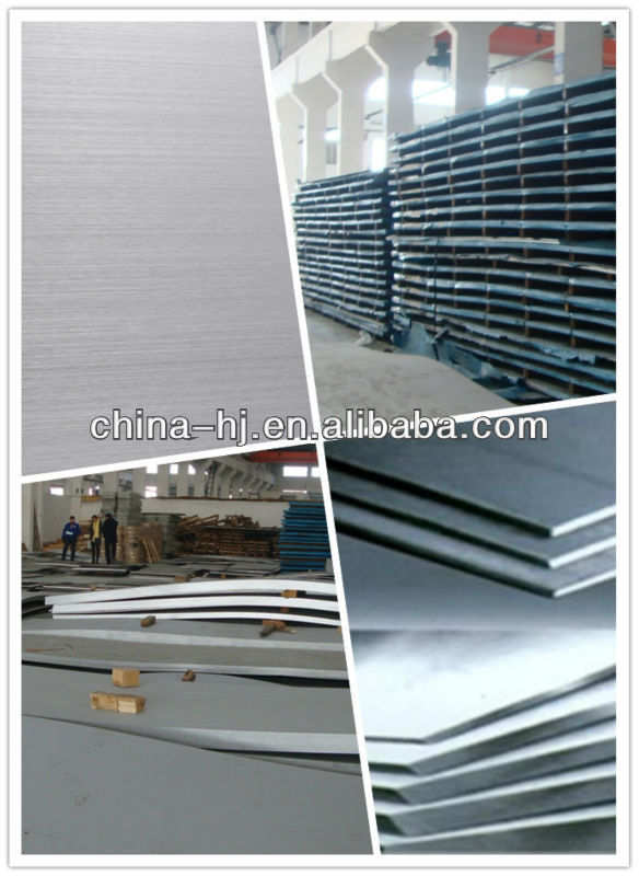 ASTM standard Superior stainless steel kitchen wall panels