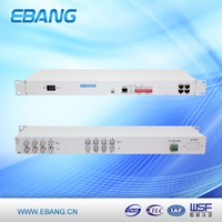 8 ports optical fiber switch fiber switch 8 E1 to 4*ethernet E1 to 4*ethernet converter