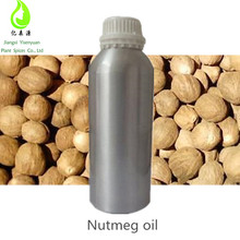 OEM/ODM service 100% Pure Best Quality Essential Nutmeg Oil in bulk