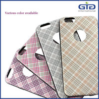 [GGIT] Factory Wholesale PU Leather Skin Soft TPU Mobile Phone Case for iPhone 6