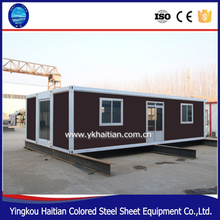China professional manufacturer prefab shipping cargo 1 bedroom 40ft mobile office container homes house australia
