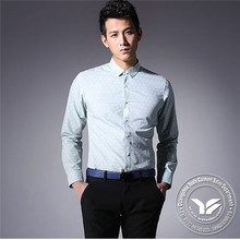 220 grams hot sale silk/cotton japanese leisure mens shirts