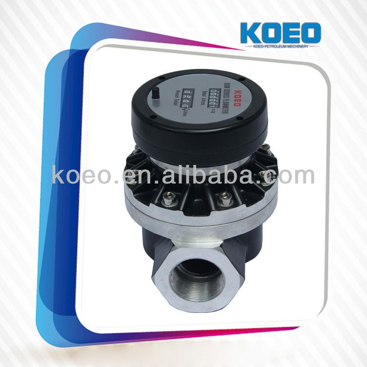 2014 Top-Selling Fuel Flow Meter For Cars,Gear Flowmeter