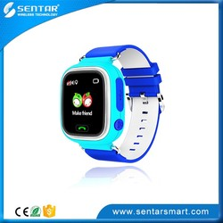 WiFi,2G GSM, real time tracking,GPS Navigation and No Camera Camera gps watch kids wrist watch gps tracking device for kids