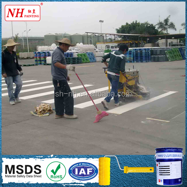Retroreflective Traffic Marking cold paint