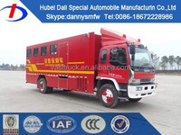 high quality China made truck fire rescue fighting truck for sale