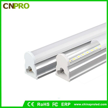 Latest design 9w led tube light t5 fluorescent lamp housing holder with daylight warm white cool white