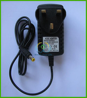 6V 1A 1000Ma UK AC/DC Charger &1.8m Cable Length Switching Power Supply Charger For Digital Photo