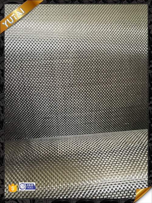 1K 140gsm Twill/Plain Woven Carbon Fiber Fabric/Cloth