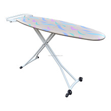 Big Size of Folding Portable Ironing Board with Clothes Rack and Cotton Cover