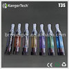 Original kanger T3S BCC bottom coil atomizer clearomizer suit with all ego battery