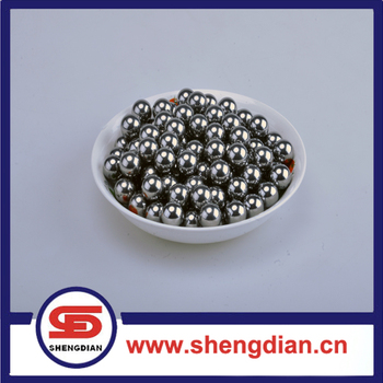 high polished stainless steel ball SS304 SS316