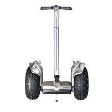 2016 Most Popular 2 Wheel Stand up Electric Scooter with Handle, Electric Gyropode, Electric Chariot for Sale