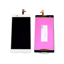 Black White LCD for Sony Xperia T2 Ultra D5303 D5306XM50h LCD Display Touch Screen Glass Digitizer Assembly