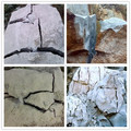 Crack agent marble and granite quarrying