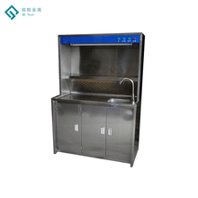 Multi Hospital Stainless Steel Washing Induction Medical Scrub Sink