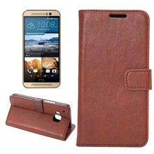 FL3561 Hot sale leather wallet case for HTC One M9,For HTC One M9 Case,For HTC One M9 Wallet Case