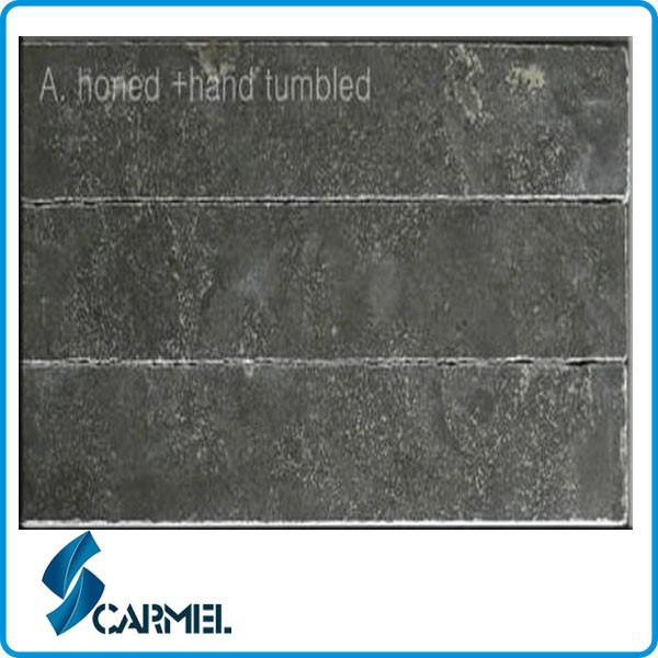 Chinese hot sale blue limestone block price