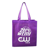 Wally shopping bag recycled tote bag promotional baggu non-woven bag for promotion