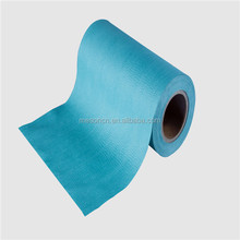 China factory price spunlace nonwoven fabric rolls medical wipe raw material