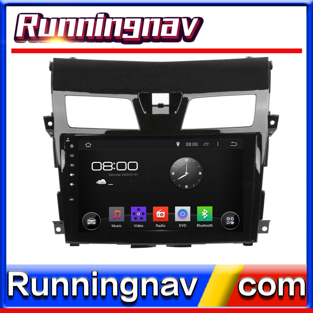 2 Din Car DVD FOR Nissan 2013 Teana with GPS, A9 chipset 3G/Wifi,POP,BT,RADIO