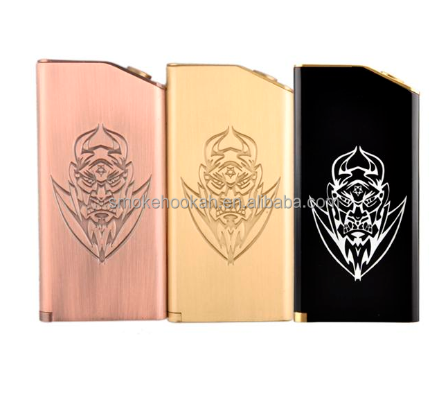 Alibaba express el diablo box mod clone newest arrival el diablo box mod for sale