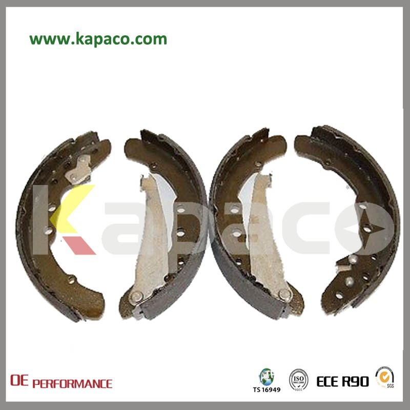 Kapaco OEM 357698525CX used brake lining machine supplier SEAT INCA 6K9