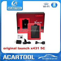 Global Version Original Launch X431 V Euqal to Launch X431 Pro (x431 5c) Update By Launch Website X-431 V Bluetooth/Wifi