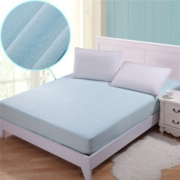 china supplier wholesale cheapest waterproof mattress protector, bed bug mattress protector
