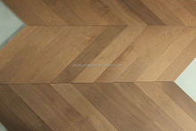 Herringbone European Oak engineered wood <strong>flooring</strong>--