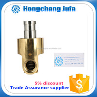 32A singleflow flange pvc pipe cross fitting steam rotary joint