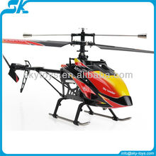 WL V913 New Big 2.4G 4CH Single Blade RC Helicopter