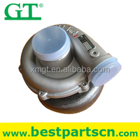 Hot Sale Excavator Engine Turbo Parts Turbocharger Model For E320/E325/E330