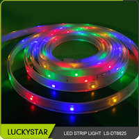 Waterproof RGB 3 Meter Christmas Tree Decoration Color Changing 3528 LED Strip Light Kit