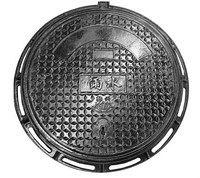 Cast Iron Road Manhole Covers