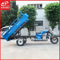 200cc 250cc automatic motorcycle / China three wheel motorcycle / 3 old cargo trucks for sale