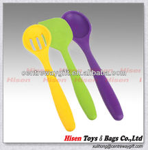 Silicone cooking skimmers ,silicone scoops utensil sets