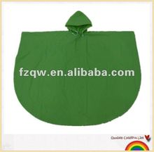 0.15mm adult PVC rain poncho for bicycle