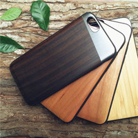 Stylish Mobile Cover, Metal Wood Mobile Phone Cover, Fancy Wood Phone Cover