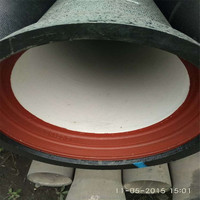 ductile iron pipe drinking water