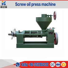 China high quality 6YL Screw rice bran oil machine essential oil making machine